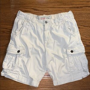 AMERICAN EAGLE OUTFITTERS cargo shorts lt tan 36